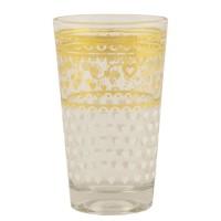 Bicchiere ø 4x9 cm oro