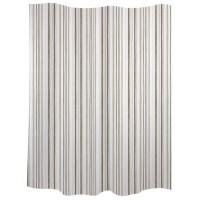 "Warm gray shower curtains ""Trazos"""