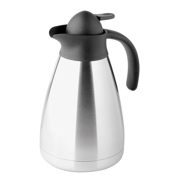 Stainless steel thermo jug Safir 1,5 l