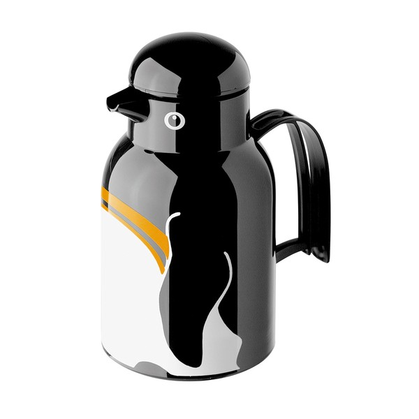 Black thermo jug penguin 1 l