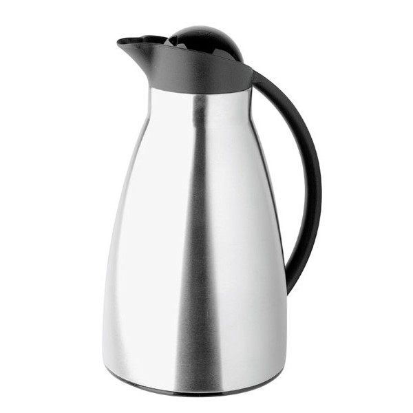 Stainless steel thermo jug Finesse 1 l
