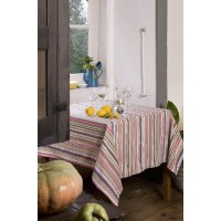 Stain-repellent table cloth 160x160 cm