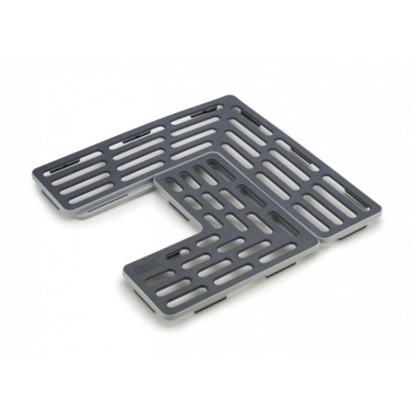 Sink saver tappetino grigio per proteggere il lavabo Joseph