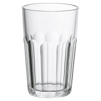 Tall clear acrylic glass Happy Hour Guzzini