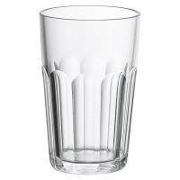 Tall clear acrylic glass Happy Hour Guzzini