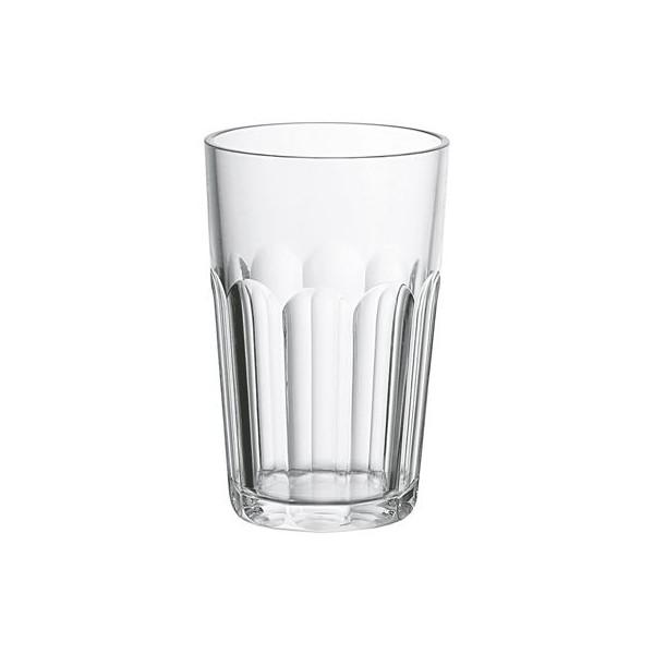 Verre grand acrylique clair Happy Hour Guzzini