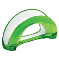 Porte-serviettes de table bicolore vert Mirage Guzzini
