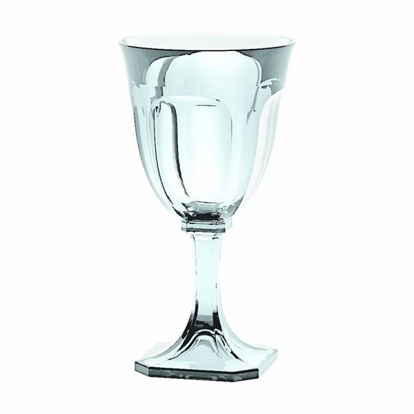 Belle Époque goblet acrylic clear Guzzini