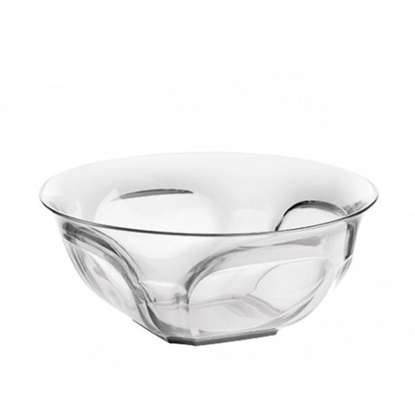 Ensaladera cuenco Belle Époque transparente 30xh12,4 cm Guzzini