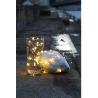 Garland cuori mini led