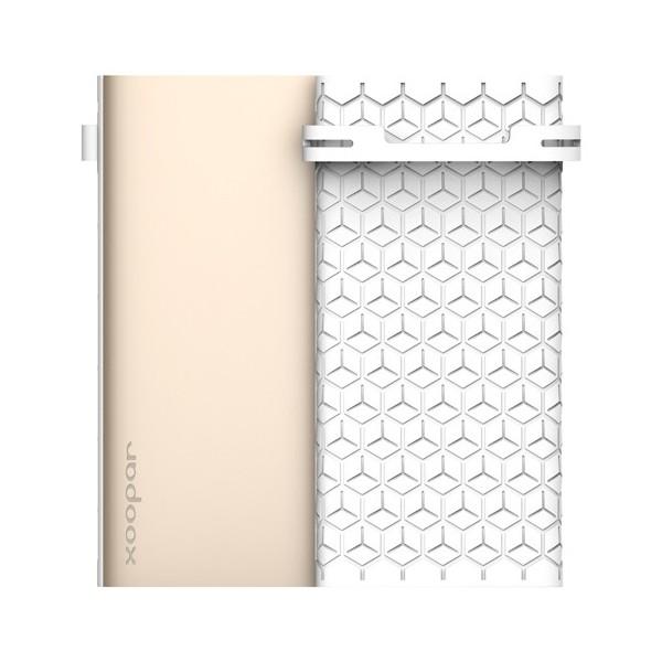 Portable batterie externe 6000mah Ice bang 2 doré