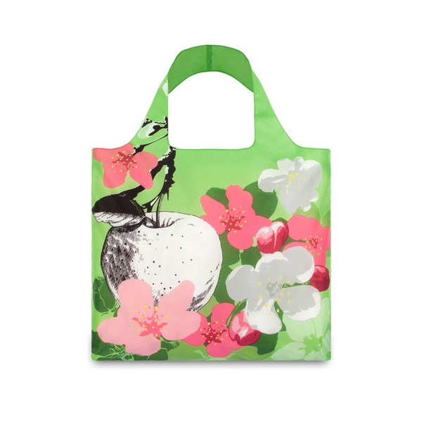 Sac pliable pomme blossom