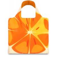 Borsa pieghevoli arancione
