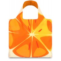 Collapsible bag Orange