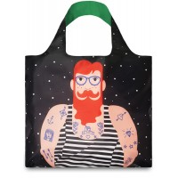 Collapsible bag Bearded sailor