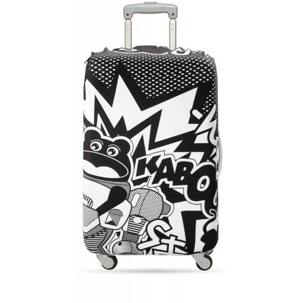 Funda para maleta Comic Kaboom