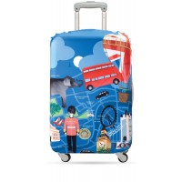 Suitcase cover London