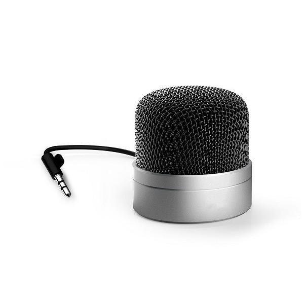 Micro speaker silver idol