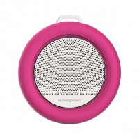 Speaker for bathroom splash pink