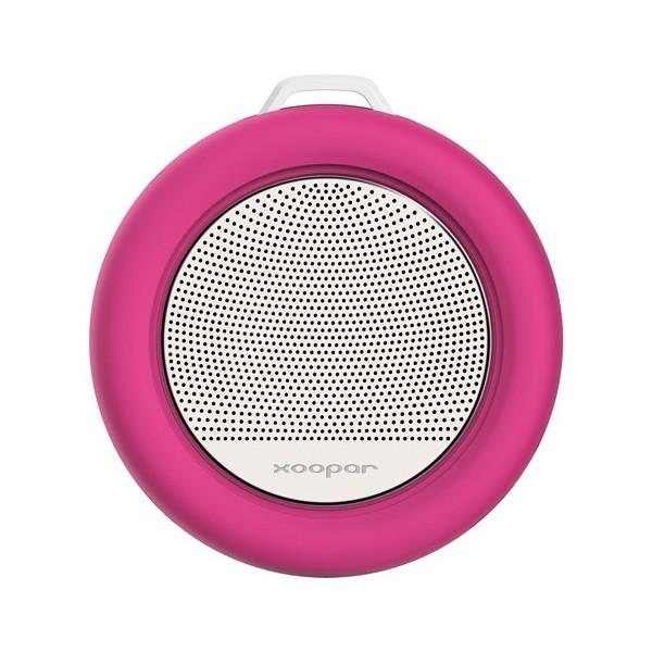 Speaker for bathroom splash pink