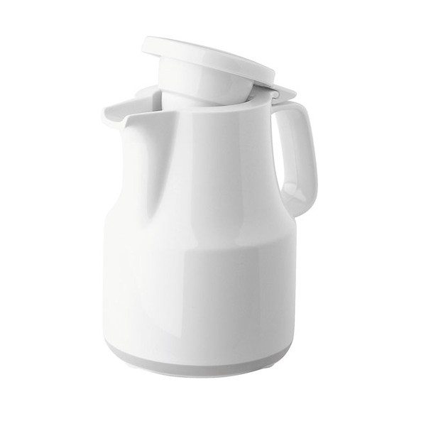 White thermo jug Thermoboy 0,3 l