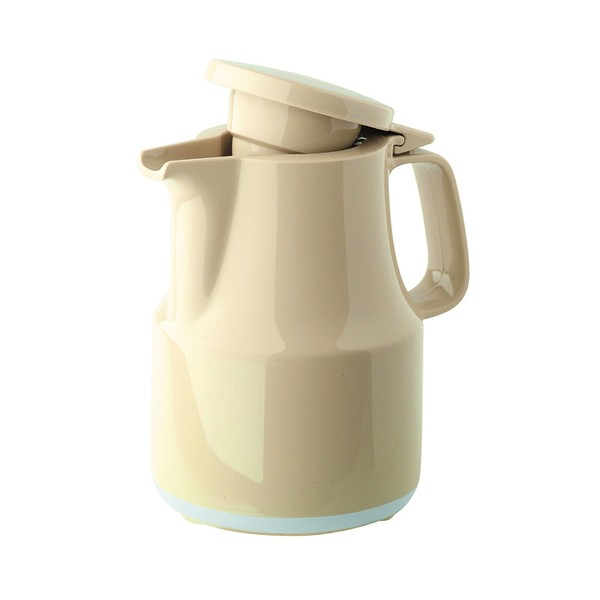 Beige thermo jug Thermoboy 0,3 l