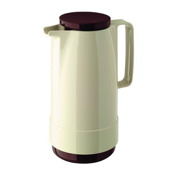 Beige-Brown thermo jug Standard 1 l