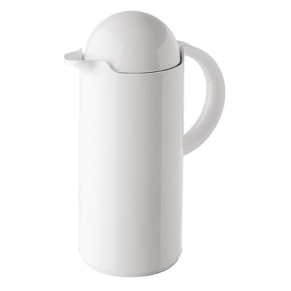 White thermo jug Skyline 1 l
