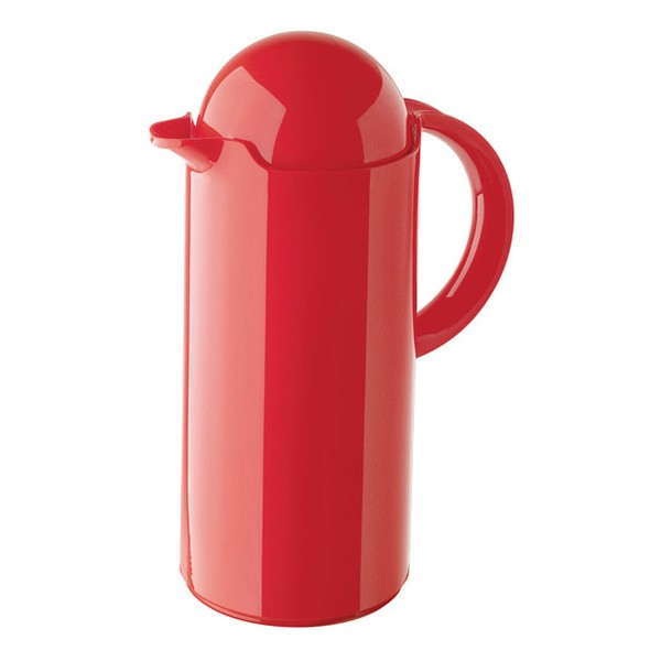 Red thermo jug Skyline 1 l