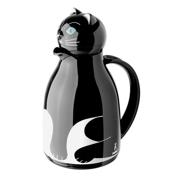 Black thermo jug Cat 1 l