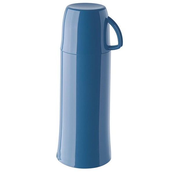 Blue thermo cup Elegance 0,75l