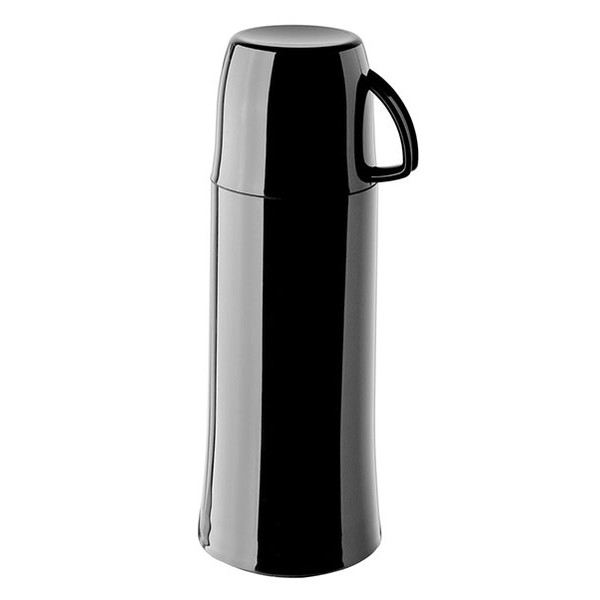 Black thermo cup Elegance 0,75l