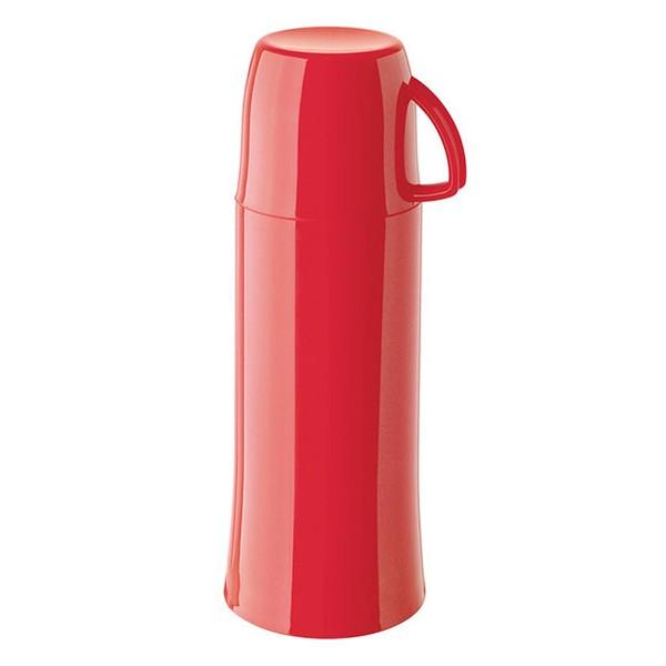 Tasse thermo rouge Elegance 1l