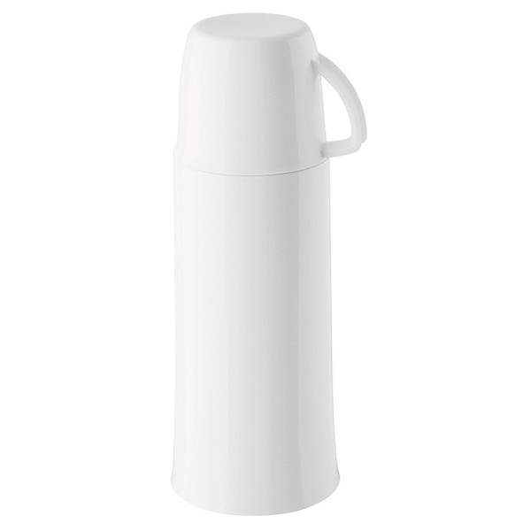 White thermo cup Elegance 0,75l
