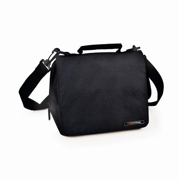 Bolsa isotérmica Smart lunchbag Iris negro