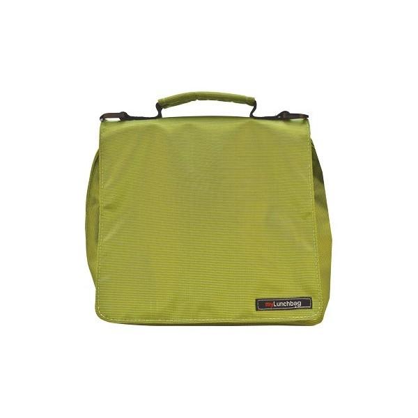 Green Smart lunchbag Iris