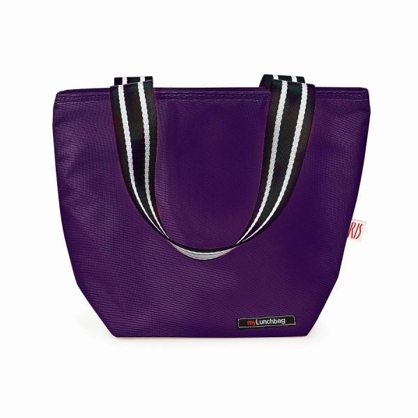 Bolsa isotérmica Tote lunchbag Iris lila
