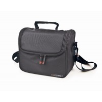 Black Case lunchbag Iris + 2 dishes