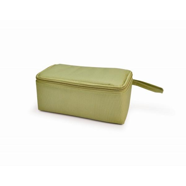 Green Nano Duplo cool bag