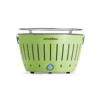 Portable barbecue au charbon LotusGrill vert