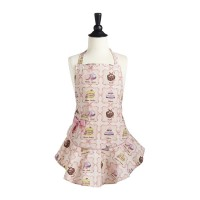 Child's Paris Toile Apron Josephine Jessie Steele