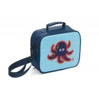 Bolsa isotérmica Mini lunchbox Snack rico Iris pulpo