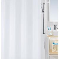 Cortina baño Peva Bio blanca 120x200 cm