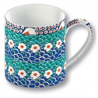 Mug V&A Iznik Petal fine china 260ml
