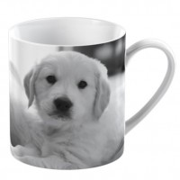 Mug Creative Tops Pet Corner Perrito cachorro 300ml