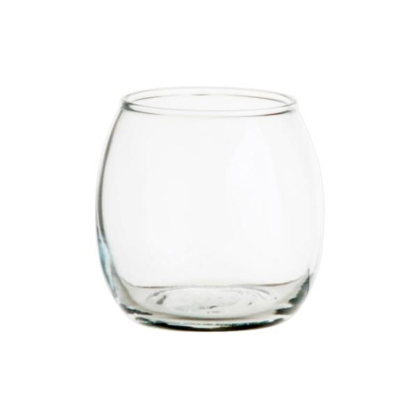 Mini vaso cristal para presentaciones 142ml 6cm