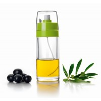 Aceitera doble uso spray y vertedor con tapa Ibili 200ml