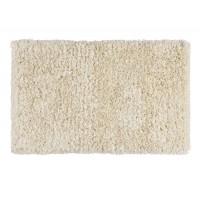 Alfombra baño petal marfil 50x80 cm