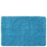 Alfombra de baño lisa azul 40x60cm
