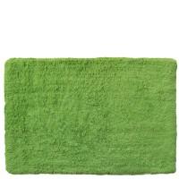 Alfombra de baño lisa verde 40x60cm